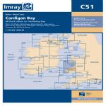 Imray Chart C51 Cardigan Bay