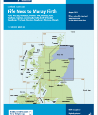 Imray Chart C23 Fife Ness to Moray Firth