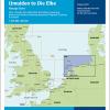Imray Chart C26 IJmuiden to Die Elbe