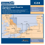 Imray Chart C24 Flamborough Head to Fife Ness