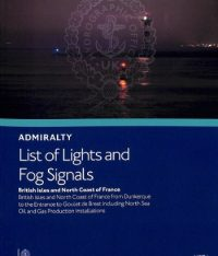 NP74 List of Lights & Fog Signals Vol A