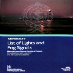 NP81 List of Lights & Fog Signals Vol H