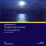 NP160 Tidal Harmonic Constants