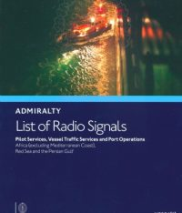 NP286(8) List of Radio Signals Vol. 6 Part 8