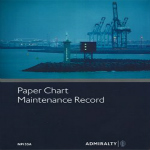 NP133A Paper Chart Maintenance Record