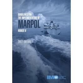 Guidelines for Implementation of Marpol – Annex V
