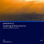 NP7 Admiralty Sailing Directions South America Pilot Volume 3