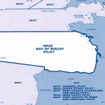 NP22 Admiralty Sailing Directions Bay of Biscay Pilot