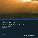 NP60 Admiralty Sailing Directions Pacific Islands Pilot Vol. 1