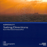 NP66B Admiralty Sailing Directions North West Coast of Scotland Pilot