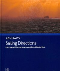 NP69A Admiralty Sailing Directions Western Caribbean Sea and Gulf of Mexico