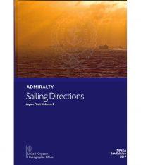 NP42A Admiralty Sailing Directions Japan Pilot Volume 2