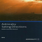 NP46 Admiralty Sailing Directions Mediterranean Pilot Volume 2