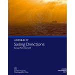 NP57B Admiralty Sailing Directions Norway Pilot Vol. 2B