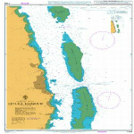 1244 – Fiji Islands Ovalau Levuka Harbour