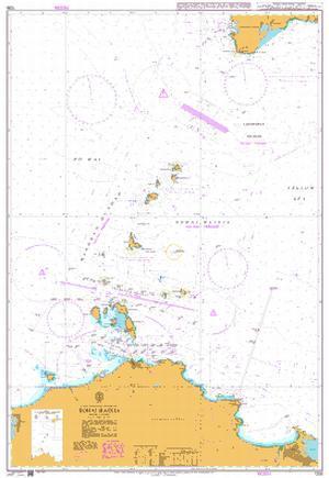 1206 – China No Hai and Yellow Sea Bohai Haixia