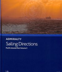 NP62 Admiralty Sailing Directions Pacific Islands Pilot Vol. 3