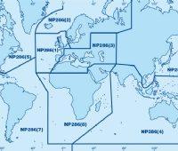 Admiralty Publication NP283(1) List of Radio Signals Vol  3 Part 1