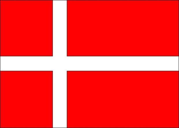 Denmark Flag 1.5 Yard