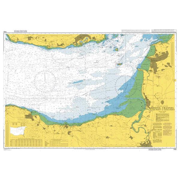 1152 – Bristol Channel Nash Point to Sand Point