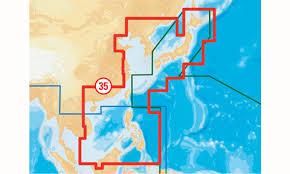 Navionics  35XG Pacific