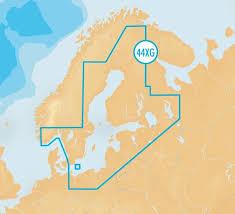 Navionics  44XG Baltic Sea