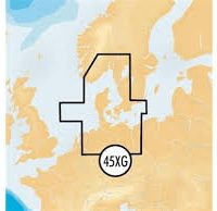 Navionics 45XG Skagerrak & Kattegat