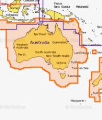 Navionics 50XG Australia & New Zealand