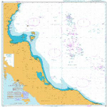66 – Gulf of Thailand Malaysia and Thailand Tumpat to Laem Chong Phra