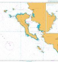 205 – Greece and Albania Approaches to Nisos Kerkyra and Nisoi Paxoi