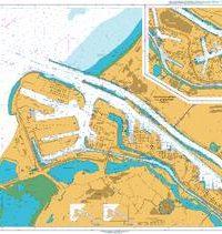 207 – Netherlands Nieuwe Waterweg and Europoort Hoek Van Holland to Vlaardingen