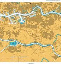 208 – Netherlands Rotterdam Nieuwe Maas and Oude Maas