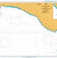 237 – Turkey South Coast Taslik Burnu to Anamur Burnu