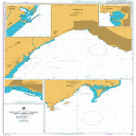 242 – Turkey South Coast Antalya and Tasucu with Approaches