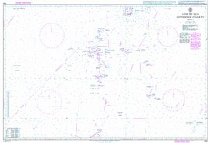 292 – North Sea Offshore Charts Sheet 3