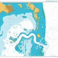 522 – Central America East Coast Belize Belize City and Approaches