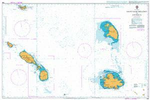584 – Saint Barthelemy to Antigua