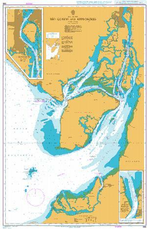 586 – Peru Ecuador Rio Guayas and Approaches