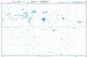 762 – Caroline Islands (Eastern Part)