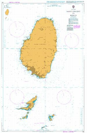 791 – Saint Vincent to Bequia