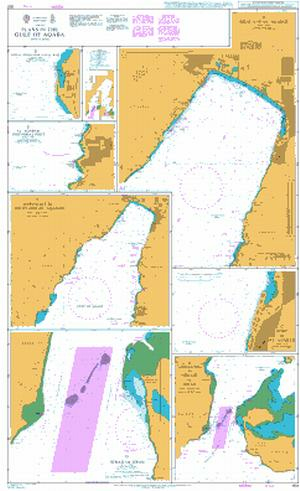801 – Red Sea Plans in the Gulf of Aqaba