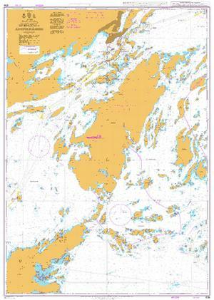 836 – Stockholms Skargard Mysingen to Jungfrufjarden