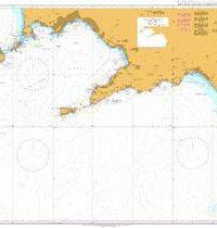 908 – Italy West Coast Golfo di Napoli and Golfo di Salerno