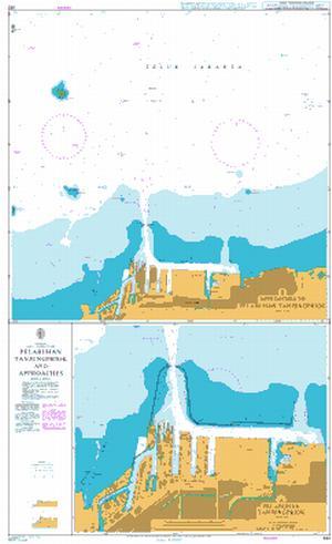 932 – Pelabuhan Tanjungpriok and Approaches