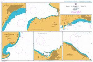 1006 – Turkey, Ports in Marmara Denizi