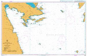 1031 – Aegean Sea – Greece, Akra Yerakas to Nisos Kea