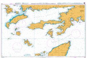 1055 – Rhodes Channel and Gokova Korfezi