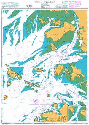 1270 – Korea West Coast Ando to Inch'on Hang