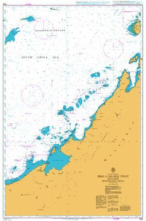 1338 – Malaysia and Brunei Seria to Balabac Strait including Investigator Shoal