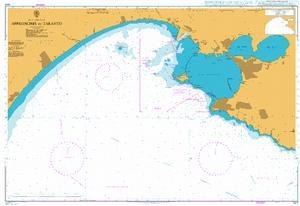 1417 – Italy South Coast Approaches to Taranto
